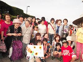 福岡ヤフオクドーム野球観戦1